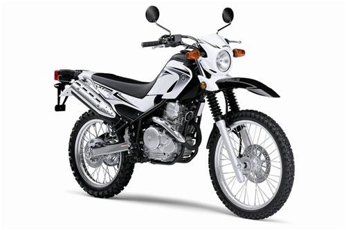 Yamaha XT250 XT 250 Manual