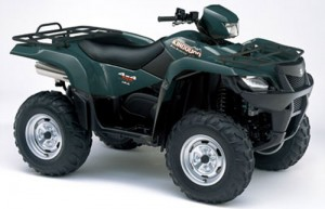 Suzuki KingQuad 700 LTA700X LTA700 Manual