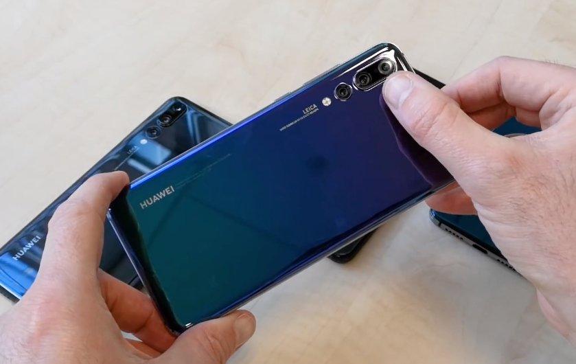 Service Huawei