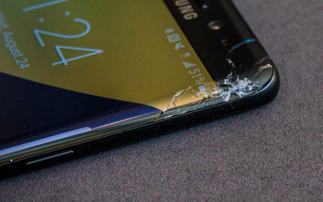 Display Samsung S8