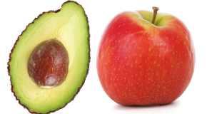 La pomme et l'avocat : des fruits aux vertus insoupçonnées