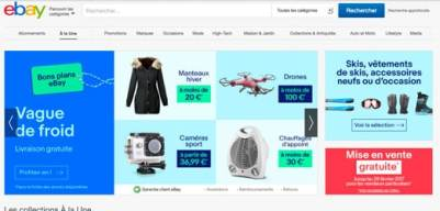code avantage ebay