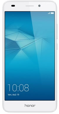 Honor 5C 16 Go Argent Android 6.0