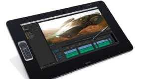 Wacom Cintiq 27QHD Tablette Graphique Noir en promotion