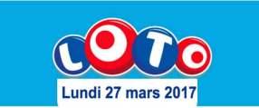 loto 27 mars 2017