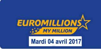 Euromillions 4 avril 2017