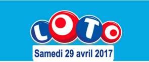 Résultat loto 29 avril 2017