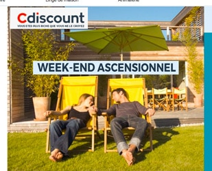 promotion cdiscount
