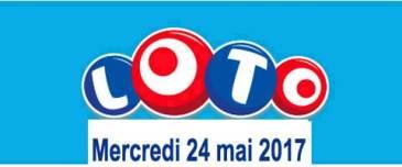 Résultat loto 24 mai 2017