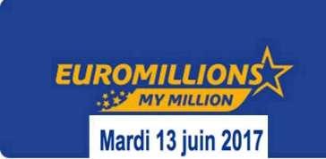 Resultat euromillions 13 juin 2017