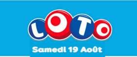 résultat loto 19 aout 2017