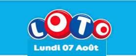 résultat loto 7 aout 2017