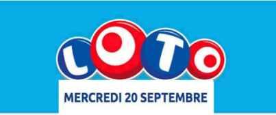 résultat loto 20 septembre 2017