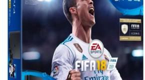 Cdiscount : PS4 Slim Noire 500 Go + FIFA 18 en promotion prix pas cher
