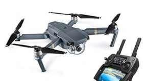 DJI Mavic Pro Drone Quadricoptère avec Caméra pas cher en promotion