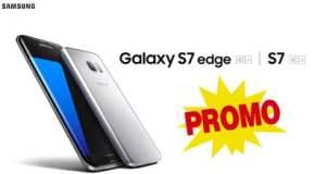 Samsung Galaxy S7 Edge pas cher en promotion chez Amazon