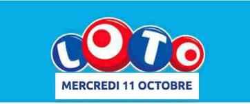 résultat loto 11 octobre 2017