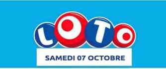 loto 7 octobre 2017