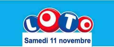 résultat loto 11 novembre 2017