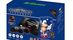 Console Retro SEGA Mini Megadrive prix pas cher en promotion chez Amazon