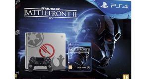 Bon Plan Amazon : PS4 Slim 1To +Star Wars Battlefront II pas cher ici