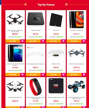 Gearbest promotion soldes