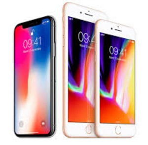 iphone 8 iphone X promotion
