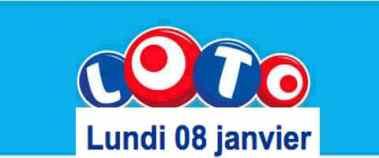 loto 8 janvier 2018