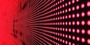 tecnología LED