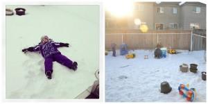 snowtime fun