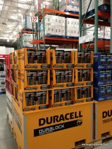 Costco batteries