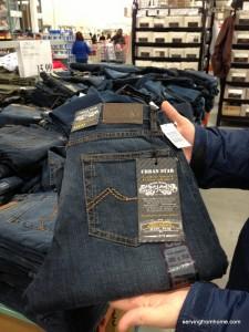 Costco Urban Star jeans