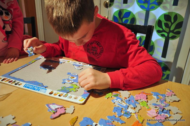 world map puzzle challenge