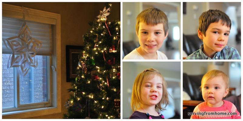 Merry Christmas - 9 years