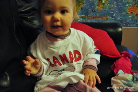Canada baby