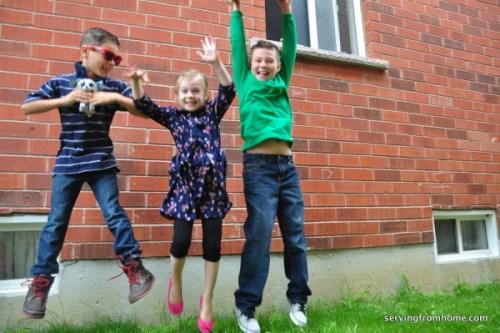 jump for joy haven homeschool