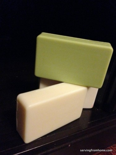 Alaffia bar soaps