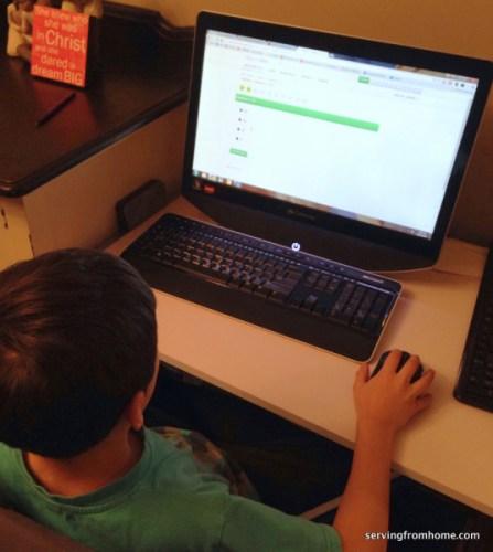Math Practice with iPractice Math online