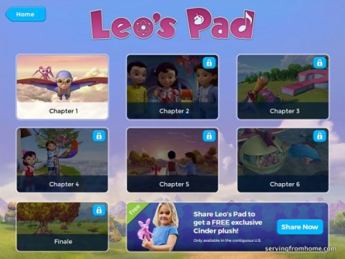 Leo's Pad from Kidaptive