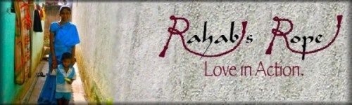 Rahab's Rope Love in Action