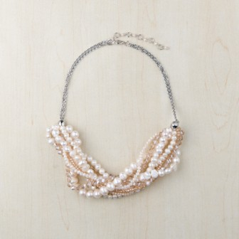 Starfish Project freshwater pearl necklace