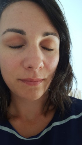 Cowgirl Dirt eye makeup