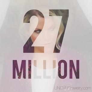 27 million uncvrd