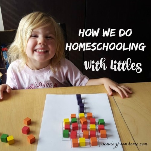 Homeschooling With Littles