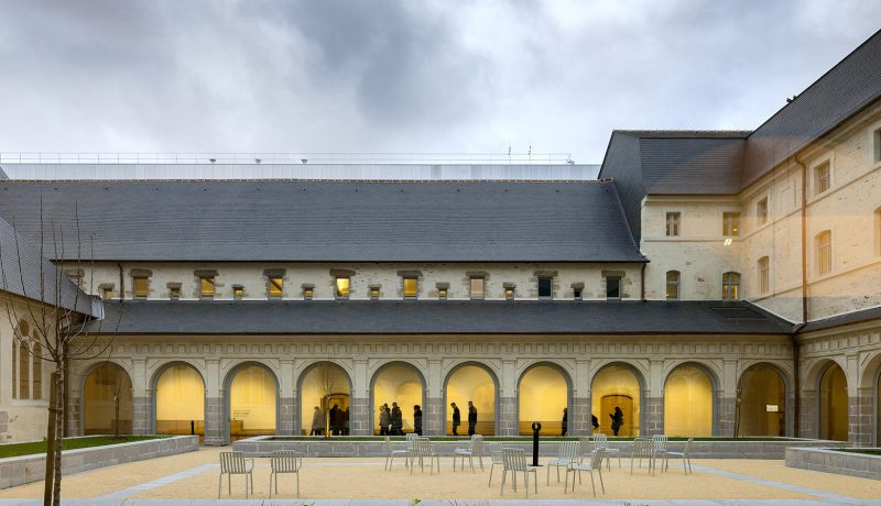 Le nouveau centre des congrès de Rennes présente un agenda fourni pour 2018, notamment l'accueil du congrès national de la Fédération des Epl, du 4 au 6 décembre. ©JF Molliere