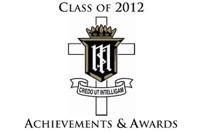 Servite High School: Academic Awards