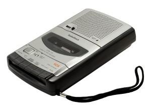 registrazione registratore