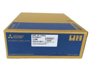 SSCNET III H Interface Cnc Servo Drive , MR J4 100A Servo