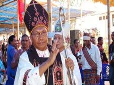 Mgr Edmund Woga by UCAN