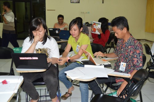 Banjarmasin workshop 5